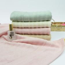 【6351-大朴竹纤维毛巾】 竹纤维 高档礼品毛巾