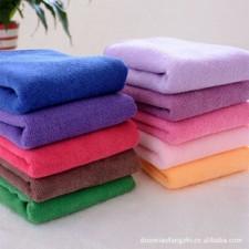 【8145-超细纤维30*70】纯涤吸水毛巾批发 清洁擦车巾 干发巾