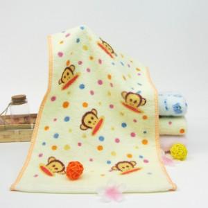 【6253-无捻三针印花童巾】纯棉儿童小毛巾  多花型 超柔软