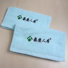 泰康人寿礼品毛巾订制