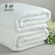 【BS21800】800克21股棉白浴巾