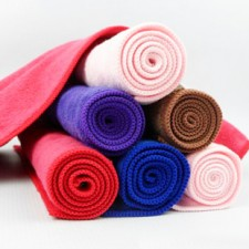 【8231-涤锦25*25】超细纤维方巾 吸水清洁方巾