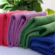 【8232-涤锦30*30】超细纤维方巾 清洁专用 去污