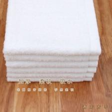 【BF2140-40克小方巾】宾馆酒店用一次性白方巾