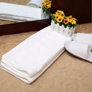 【地巾】宾馆酒店地巾 浴室卫生间淋浴房厕所防滑脚垫全棉地垫巾