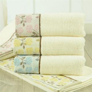 【6419 铿锵玫瑰】40股 高档纯棉毛巾 超市高端毛巾