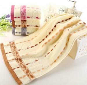 【6392 小雨伞毛巾】 竹纤维毛巾 超市必备 公司福利