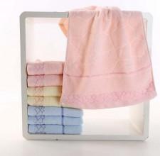 【6338 水立方毛巾】  纯棉毛巾 超市热卖 福利劳保专用