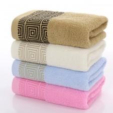 【7106-回字格32股毛巾】厂家批发 高阳毛巾 超市礼品 吸水舒适毛巾 纯棉面巾