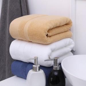 【8606】大锻边浴巾