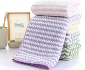 9384--蜂窝素色超柔毛巾